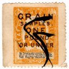 (I.B) Great Northern Railway : Grain Samples (1lb or under)