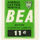 (I.B) Cinderella Collection : BEA Airway Letter Service 11d