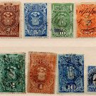 (I.B) Chile Revenue : Duty Stamp Collection