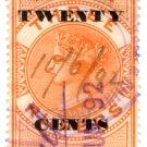 (I.B) Ceylon Revenue : Foreign Bill 20c on 3R