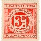 (I.B) Cavan & Leitrim Railway : Letter 3d
