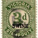 (I.B) Australia - Victoria Revenue : Swine Duty 3d