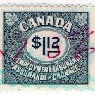 (I.B) Canada Revenue : Unemployment Insurance $1.12