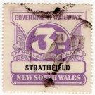 (I.B) Australia - NSW Railways Parcel 3d (Strathfield)