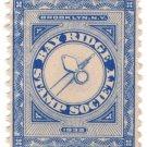 (I.B) US Cinderella : Bay Ridge Stamp Society (Brooklyn 1932)