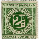 (I.B) Sheffield & Midland Railways Committee : Letter 2d