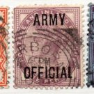 (I.B) QV Postal : Army Official Collection