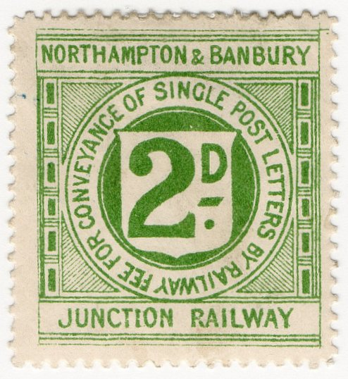 (I.B) Northampton & Banbury Junction Railway : Letter 2d