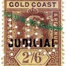 (I.B) Gold Coast Revenue : Judicial 2/6d