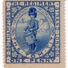 (I.B) Cinderella Collection : The Regiment Magazine 6d