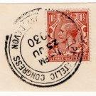 (I.B) Cinderella : 17th Philatelic Congress (Torquay 1930)