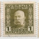 (I.B) Austria Postal : Bosnia Military Post Collection