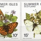 (I.B) Cinderella Collection : Summer Isles Local Post (Butterflies)