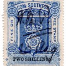 (I.B) Southampton Revenue : County Court Fees 2/-