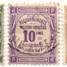 (I.B) France Postal : Postage Due Collection