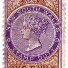 (I.B) Australia - NSW Revenue : Stamp Duty 1d
