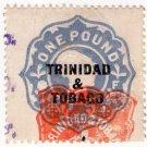 (I.B) Trinidad & Tobago Revenue : Duty £1