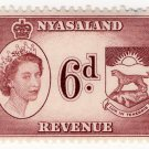 (I.B) Nyasaland Revenue : Duty 6d