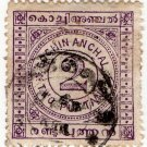 (I.B) India Revenue : Cochin Anchal 2p