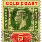(I.B) Gold Coast Revenue : Duty 5/-