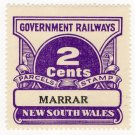 (I.B) Australia - NSW Railways Parcel 2c (Marrar)