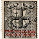 (I.B) QV Revenue : Justice Room 2/6d