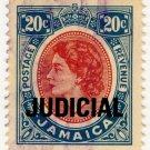 (I.B) Jamaica Revenue : Judicial 20c
