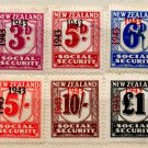 (I.B) New Zealand Revenue : Social Security Collection (1943)