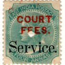 (I.B) India Revenue : Court Fee Service 4a