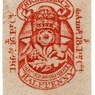 (I.B) George IV Revenue : Newspaper Duty 3½d