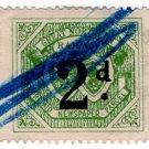 (I.B) Great Northern Railway : Newspaper Parcel 2d
