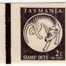 (I.B) Australia - Tasmania Revenue : Stamp Duty 2c