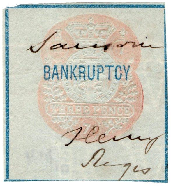 (I.B) QV Revenue : Bankruptcy 3d