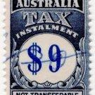 (I.B) Australia Revenue : Tax Instalment $9
