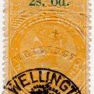 (I.B) New Zealand Revenue : Counterpart 2/6d (Wellington)