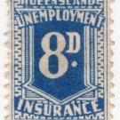 (I.B) Australia - Queensland Revenue : Unemployment Insurance 8d