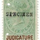 (I.B) QV Revenue : Judicature Ireland 2/6d
