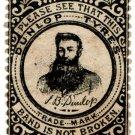 (I.B) Cinderella Collection : Dunlop Tyres Trade Seal