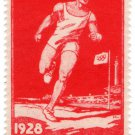 (I.B) Netherlands Cinderella : Olympic Games (Amsterdam 1928)