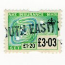 (I.B) Elizabeth II Revenue : National Insurance £3.03