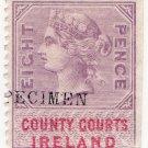 (I.B) QV Revenue : County Courts Ireland 8d