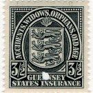 (I.B) Guernsey Revenue : Insurance 3/2d