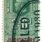 (I.B) George V Revenue : Judicature Fees 2/6d