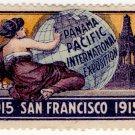 (I.B) US Cinderella : Panama Pacific Exposition (San Francisco 1915)
