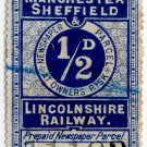 (I.B) Manchester, Sheffield & Lincolnshire Railway : Newspapers ½d