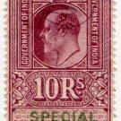 (I.B) India Revenue : Special Adhesive 10R