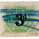 (I.B) Great Northern Railway : Newspaper Parcel 3d