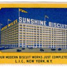(I.B) US Cinderella : Sunshine Biscuits (New York)