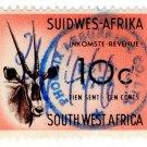 (I.B) South-West Africa Revenue : Duty 10c