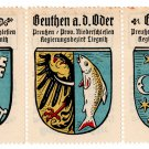 (I.B) Germany Cinderella : Kaffee Hag Promotional Stamps (Coats of Arms)